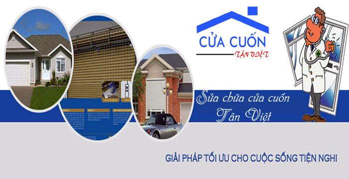 Dịch vụ sưa cửa cuốn tốt nhất tại Hà Nội