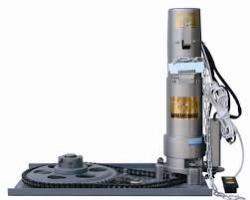 Các loại motor cửa cuốn của TEC như là 300, 500, 1000, 1300KG