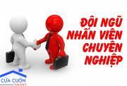 Tổng hợp các loại cửa cuốn trên thị trường của Tân Việt