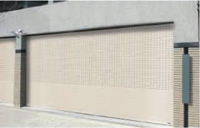 CỬA CUỐN KHE THOÁNG NETDOOR N45D